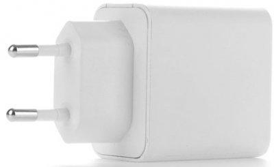 Сетевое зарядное устройство ColorWay Power Delivery Port USB Type-C (20W) White (CW-CHS023PD-WT)