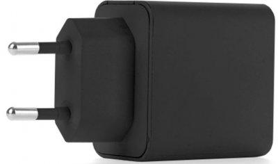 Сетевое зарядное устройство ColorWay Power Delivery Port USB Type-C (20W) Black (CW-CHS023PD-BK)