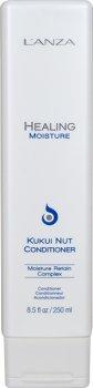 Увлажняющий кондиционер Lanza Healing Moisture Kukui Nut Conditioner с кокосом 250 мл (654050115094)