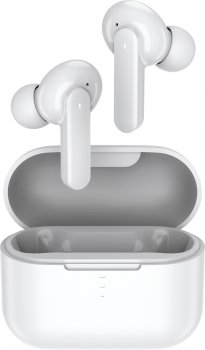 Навушники QCY T10 TWS Bluetooth Earbuds White (QCY-T10W)