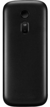 Мобильный телефон Prestigio Wize J1 Black (PFP1184DUOBLACK)