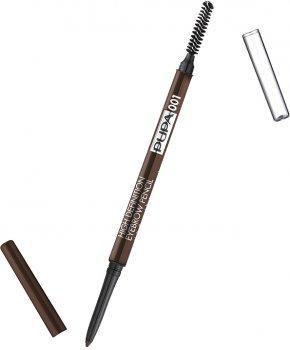 Олівець для брів Pupa High Definition Eyebrow Pencil №001 Blonde 0.09 г (8011607271177)