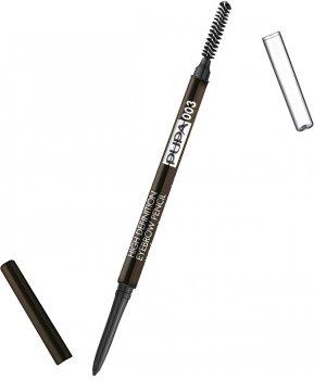 Олівець для брів Pupa High Definition Eyebrow Pencil №003 Dark Brown 0.09 г (8011607271191)