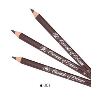 Олівець для брів восковий Cascade of Colours 001