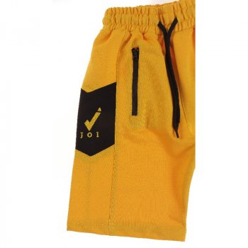 Шорти для хлопчика JOI F-2011 жовтий