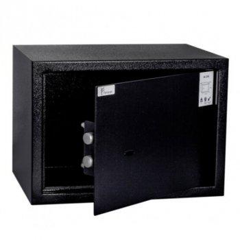Сейф мебельный Ferocon, модель БС-25К из стали черный (234869)
