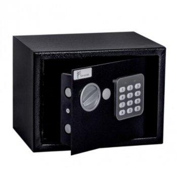 Сейф мебельный Ferocon, модель БС-17Е из стали черный (234874)