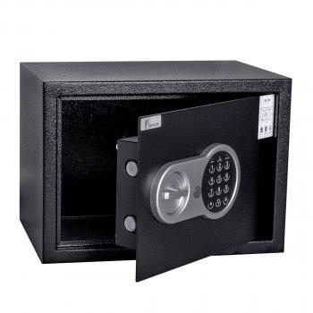 Сейф мебельный Ferocon, модель БС-25Е из стали черный (204265)