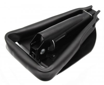 Лопата саперная складная M4W H-136, Чехол, 62 см (t382)