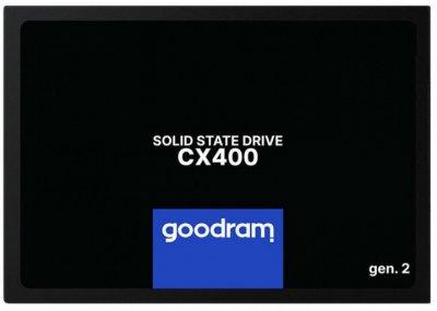 """Goodram CX400 Gen.2 2.5"""" 128GB TLC (SSDPR-CX400-128-G2)"""