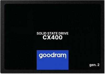 """Goodram CX400 Gen.2 256GB 2.5"""" SATAIII 3D NAND TLC (SSDPR-CX400-256-G2)"""
