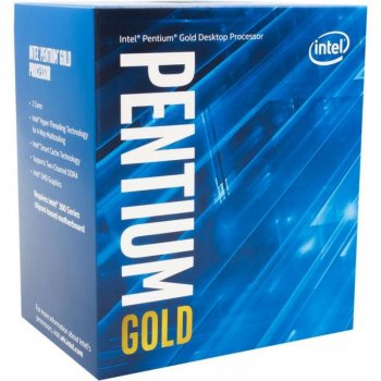 Процесор Intel Pentium Gold G5420 3.8GHz (4MB, Coffee Lake, 54W, S1151) Box (BX80684G5420)