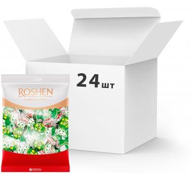 Упаковка карамели Roshen леденцовой Леденец Микс 200 г х 24 шт (4823077613043)
