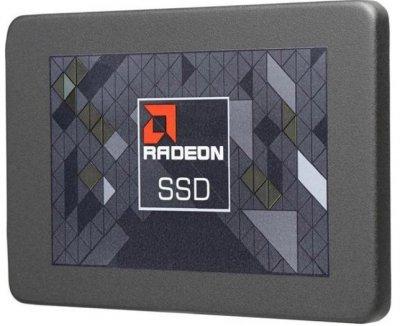 """AMD Radeon R5S 256GB 2.5"""" SATA III 3D NAND TLC (R5SL256G)"""