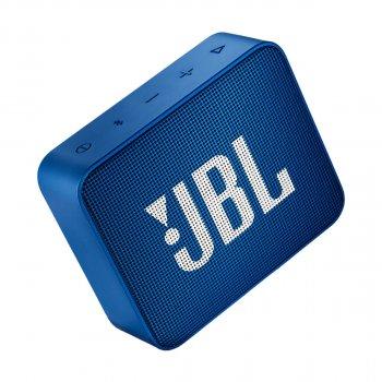 Акустика JBL GO 2 Blue (JBLGO2BLU)