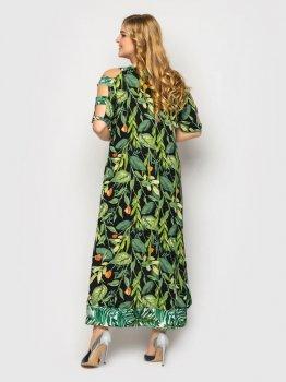 Плаття VLAVI Тропікана 120612 Флора