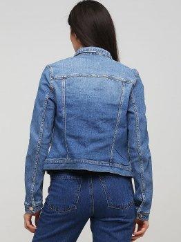 Джинсова куртка H&M 7861701dm Блакитна