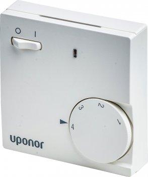 Аналоговий термостат Uponor Comfort E Thermostat Dial Set T-85 230 В (1088705)