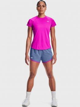 Футболка Under Armour Ua Speed Stride Short Sleeve-Pnk 1326462-660 Розовая