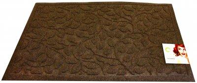Придверний килимок IzziHome Betty 40x60 Kahve Dal (2200000553485)