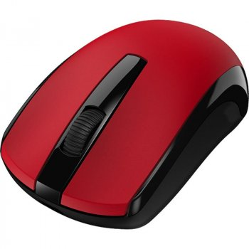 Миша бездротова Genius ECO-8100 (31030010407) Red USB