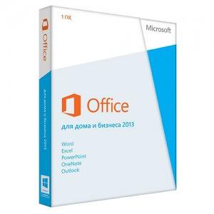 З MS Office 2013 Pro CEE ОЕМ (OC63030)