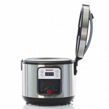 Мультиварка з йогуртницей Banoo BN-7002 48 програм 6 л 1500 Вт (par_BN 7002)