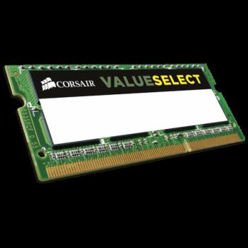 SO-DIMM 8GB/1600 DDR3L Corsair ValueSelect (CMSO8GX3M1C1600C11)