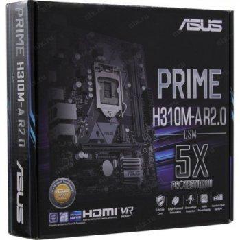 Asus Prime H310M-A R2.0/CSM Socket 1151