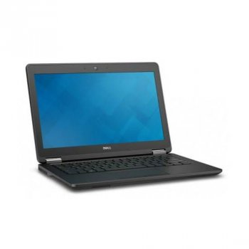 Ноутбук Dell Latitude E7250-Intel Core-I7-5600U-2.6GHz-4Gb-DDR3-128Gb-SSD-Web-W12.5-(B)- Б/В