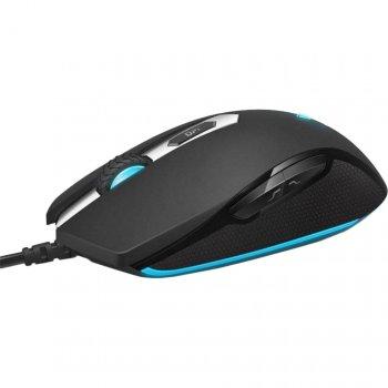 Миша Rapoo V210 Black USB (V210 Black)