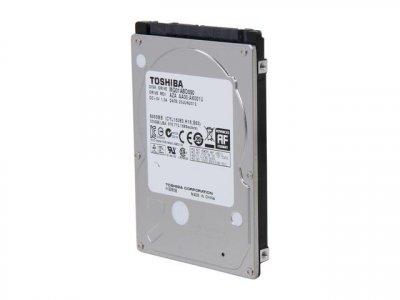 TOSHIBA 500GB (MQ01ABD050)