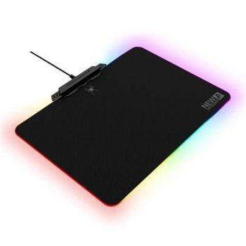 Ігрова поверхня 1stPlayer HY-MP01 RGB Black (HY-MP01 RGB)