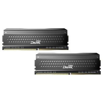 Оперативна пам'ять Team T-Force Dark Pro Black/Gray TDPGD416G3200HC14ADC01 (TDPGD416G3200HC14ADC01)