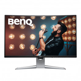 BenQ EX3203R Metallic Grey (9H.LGWLA.TSE)