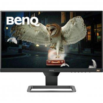 Монітор BenQ EW2480 Black-Grey (9H.LJ3LA.TSE)