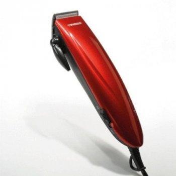 Машинка для стрижки волосся Tiross TS-406 18х5.5х6 см Red
