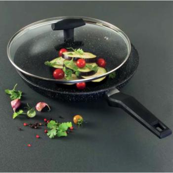 Сковорода Tiross TS-1250P 20 см Black