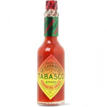 Соус з гострого перцю Хабанеро Tabasco Habanero Sauce 60 мл