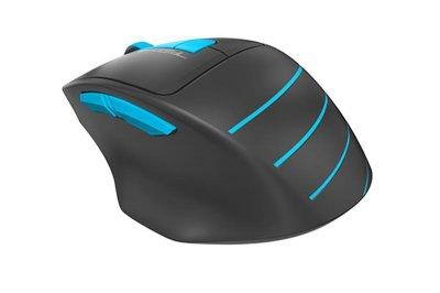 Миша бездротова A4Tech FG30 Black/Blue USB