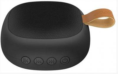 Портативна Bluetooth колонка HOCO Bright sound sports BS31 500 mAh Black