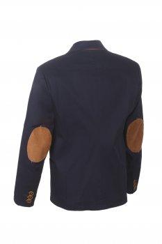 """Піджак """"Alfonso"""" 514-В-3К синій"""