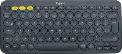 Клавіатура Logitech Wireless K380 Black