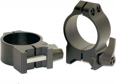 "Кільця Warner. Rimfire Quick Detach Ring 1""(25.4) High. Сталь. 11 мм"