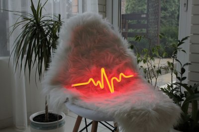 Неоновий світильник Neon Lightning «Ритм»