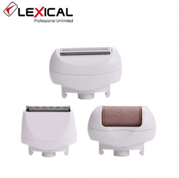 Многофункциональный электрический Эпилятор, Бритва, Триммер 4в1 Lexical LEP-5503