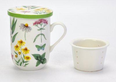 Чашка с фильтром Limited Edition Daisy 330 мл (B1560-09709-1)
