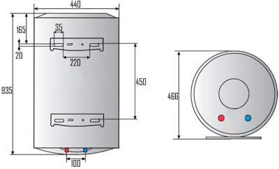 Thermo Alliance D100V20J3(D)K