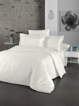Комплект постельного белья LightHouse Exclusive Sateen Stripe Lux 200х220 (2200000553478)