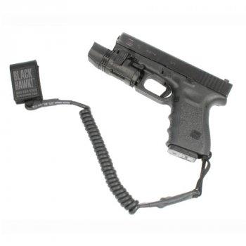 Страховочный пистолетный шнур Blackhawk Tactical Pistol Lanyard 90TPL 90TPL1